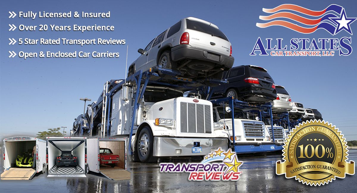 Covered Auto Transport