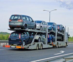 White Glove Auto Shippers