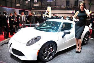 Alfa Romeo Car Courier